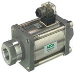2/2 серия ASCO 287 коаксиальные клапаны прямого действия