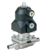 Серия ASCO KMA Тип 195 с пневматическим управлением DN 8 - 20мм (3/8-3/4)