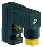 302 серия мини электроуправляемые клапаны в пластиковом корпусе по стандарту ISO 15218